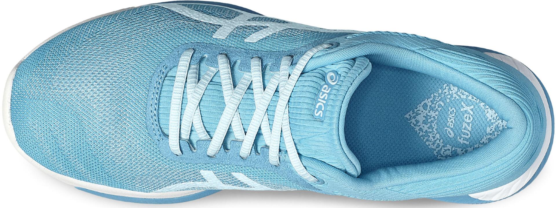 Rush Femme Asics Chaussures De Fuzex Bleu Boutique Running yv6gYfb7